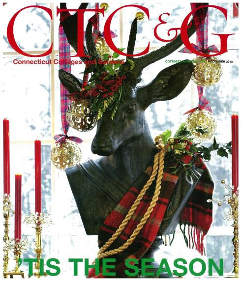CT C&G December 2013 Cover